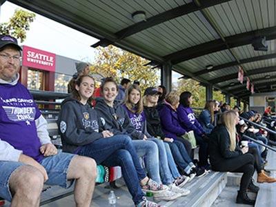 GCU fans travel to watch Men's Soccer team in Seattle